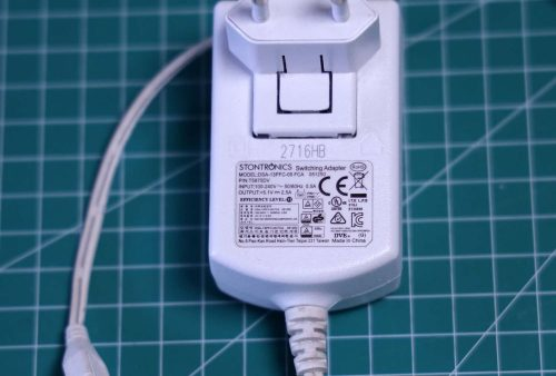 Power supply 5 volt 2,5 ampere untuk Raspberry PI
